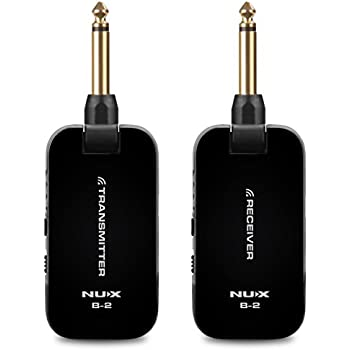 rowin 2 4ghz rechargeable guitar wireless transmitter receiver wireless guitar. Black Bedroom Furniture Sets. Home Design Ideas
