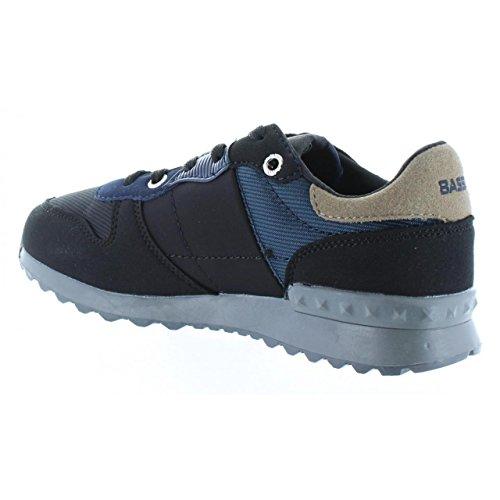 Schuhe für Junge und Mädchen und Damen BASS3D 42054 C NEGRO