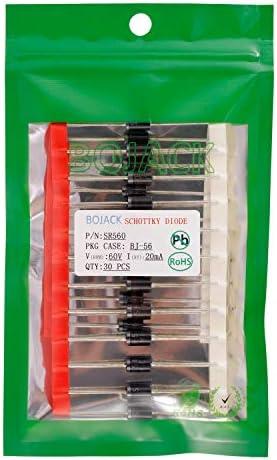 20pcs Brand New Schottky Barrier Rectifier Diode 60V 5A SR560 RGS