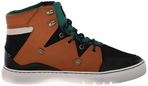 Creative Recreation Mens Spero Mode Sneaker Black / Tan / Grön