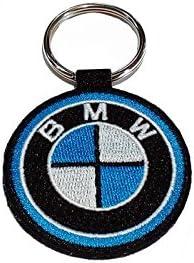 Moto Discovery BMW Rond Porte-cl/és Double Face