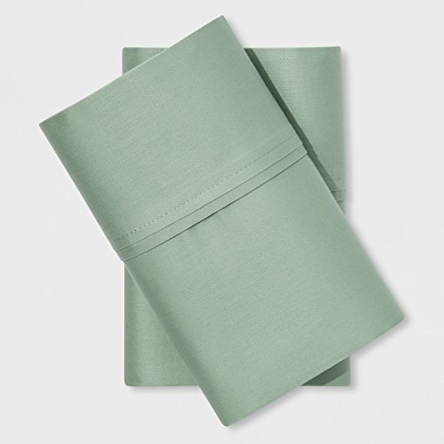 Rims Iconic - Green Pillow Cases Standard size - green pillowcases - Green pillow covers set of 2 (light green)