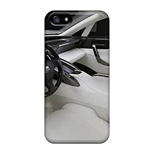 Durable Case For The Case For Iphone 4/4S Cover - Eco-friendly Retail Packaging(interior Of Lexus Lf A Super Car)