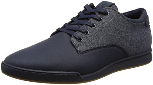 Aldo Men's Nerrawia Trainers Blue (Navy Miscellaneous) RO1I2Jw