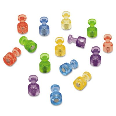 Quartet Magnetic Push Pins - 1