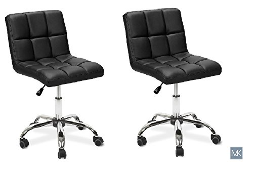 MAYAKOBA SET OF 2 Nail Salon Manicurist Chair TOT-BLACK for sale  Delivered anywhere in USA