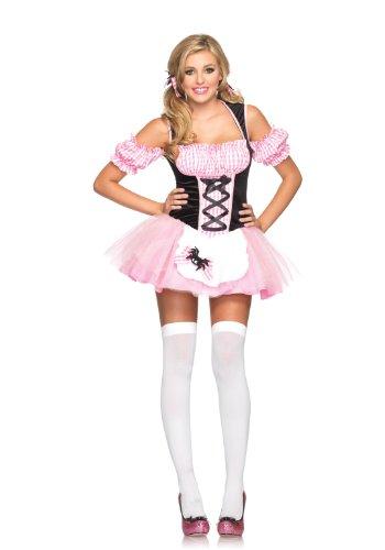 Gingham Little Miss Muffet Adult Costume - Small/Medium]()