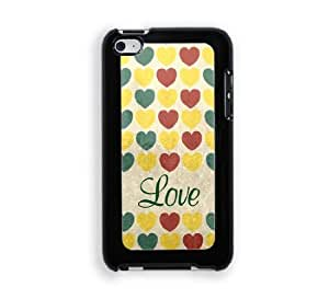 Rustic Love iPod Touch 4 Case - Fits ipod 4/4G