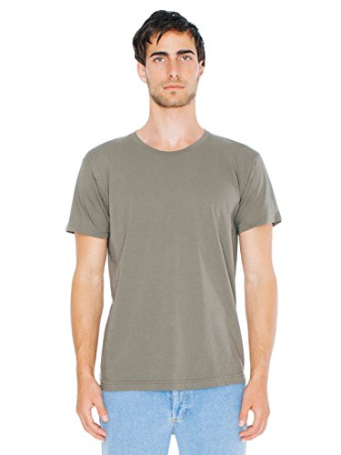 american-apparel-men-power-wash-crewneck-t-shirt-size-m-lieutenant