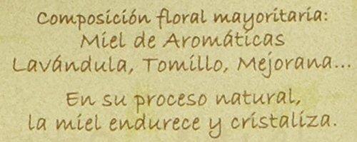 Jalea de Luz Miel Cruda Pura de Lavanda - 500 gr.: Amazon.es: Alimentación y bebidas