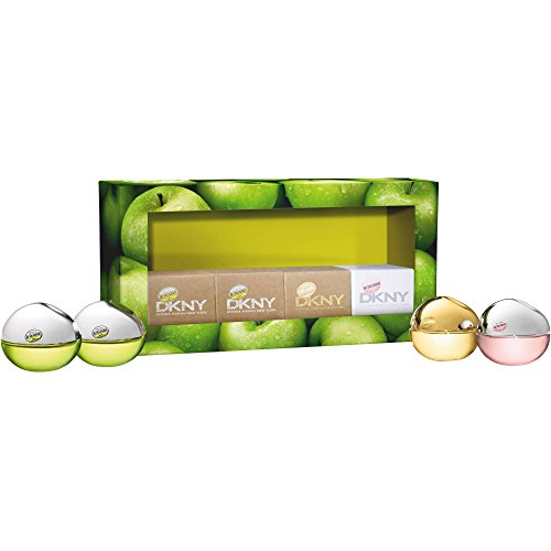 Dkny Fragrance Collection Perfume for Women Gift Set, 4 (Loves Fragrance Collection)