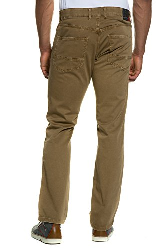 JP 1880 Homme Grandes tailles Pantalon 5 poches sable 60 705859 22-60