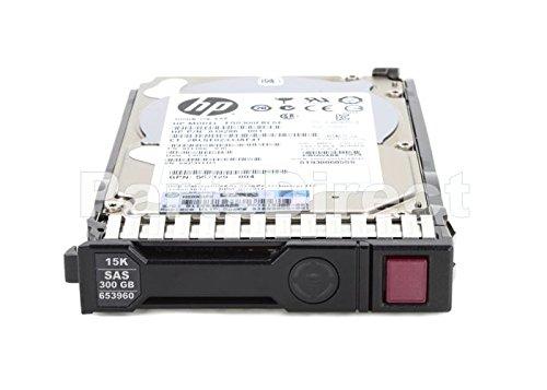 HP 652625-002-SC - 652625-002 HP 300GB 15K 6G SFF SAS SC HARD DRIVE