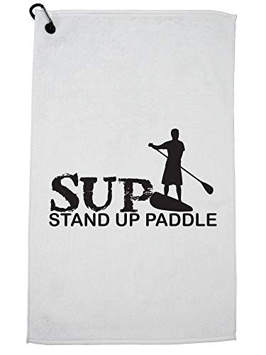 Hollywood Thread Stand Up Paddle Board Surfer Riding