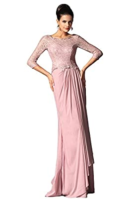 eDressit New Pink Sleeves Mother of the Bride Dress (26147801)