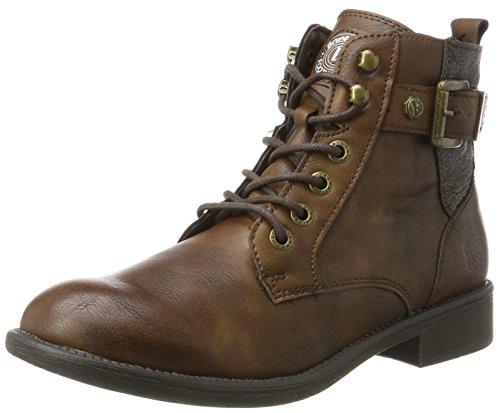 Bruno Banani 262 276, Rangers Boots Femme, Marron Beige (Cognac 452)