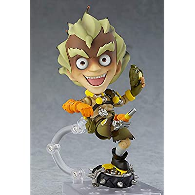 Good Smile Over Watch: Junk Rat (Classic Skin Edition) Dendroid Action Figure: Toys & Games