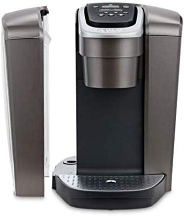 Replacement Water Reservoir and Lid for K-Elite Coffee Maker - BRUSHED SLATE