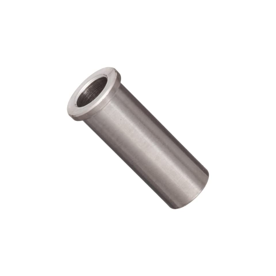 Parker A Lok 4 TIZ .188 SS 316 Stainless Steel Compression Tube Fitting, Insert, 1/4 Tube OD, 0.188 Tube ID