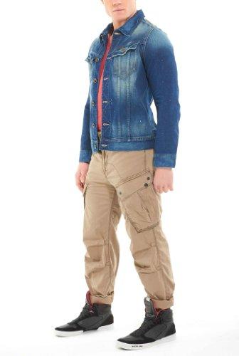 G-star Raw Tailor Jkt Moyen Âge / Bleu