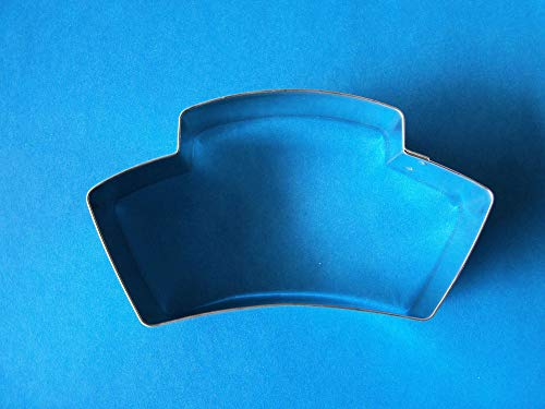 Nurse Cap Hat Cookie Cutter 4quot Medical