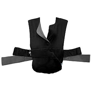 Wallaboo Cross - Mochila portabebé ajustable y ergonómica, 2 en 1 honda del bebé, transpirable y usable los cuatro estaciones 12