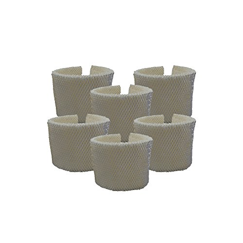 Replacement Humidifer (6 PACK Kenmore Humidifer Filter Replacements for 14906 by Air Filter Factory)