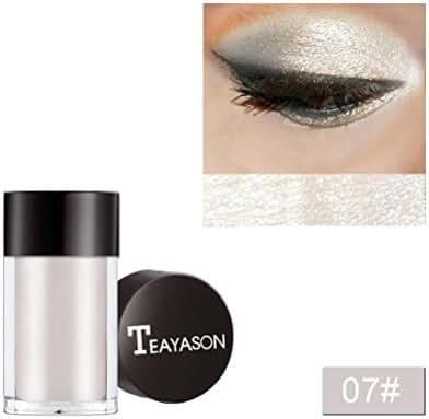 Women's Shimmering Eyeshadow, Clearance! Iuhan Glitter Shimmering Colors Eyeshadow Metallic Eye Cosmetic (G)