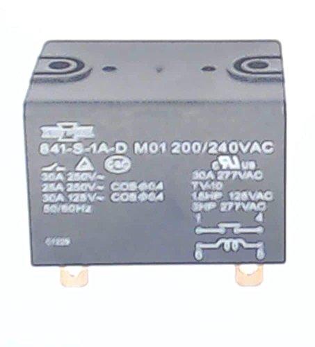 Frigidaire 5304459234 Room Air Conditioner Compressor Start Relay Kit Genuine Original Equipment Manufacturer (OEM) Part for Frigidaire & Crosley by Frigidaire