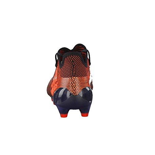 Fußballschuhe Fluo Herren CBLACK Jaune Bleu Marine adidas Fg X SOLRED Marine 1 Bleu 17 SORANG 0XggfR