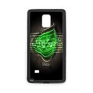 Envato Audiojungle Samsung Galaxy Note 4 Cell Phone Case Black Delicate gift JIS_431019