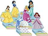 Disney's Princess Fairy Tale Friends Cupcake Holders (6 count)