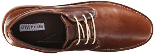 Steve Madden Mens Harpoon1 Oxford Wood