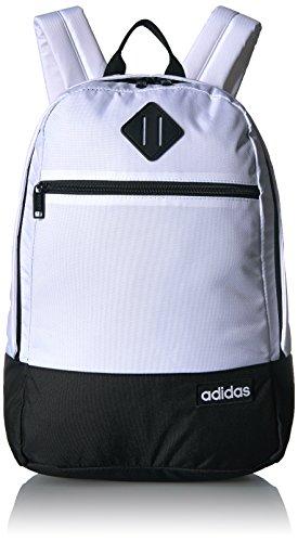 Adidas Court Lite - Mochila, Blanco, Una Talla