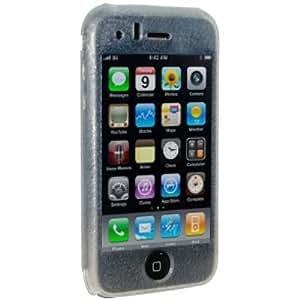 Amzer - Funda Amzer cuerpo completo jalea del silicona para el iPhone 3G y el iPhone 3G S