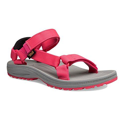 Sneaker Solid W Teva Blau Winsted Pink Hohe Damen wxX8qz
