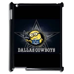 T-TGL(RQ) Ipad 2,3,4 Customized Phone Case Dallas Cowboys with Hard Shell Protection
