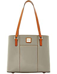 Dooney & Bourke Pebble Grain Leather Small Lexington Shopper Tote Purse Handbag