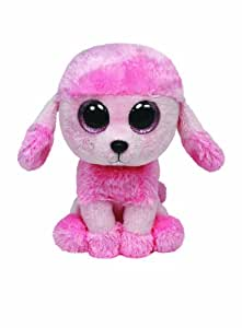 Ty 36925 - Ty Peluche - Beanie Boos - caniche Princess 21,5 cm - Peluche Princess Poodle (30 cm)