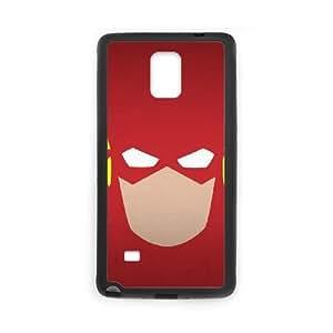 Samsung Galaxy Note 4 Cell Phone Case Black Marvel superhero comic ltxo