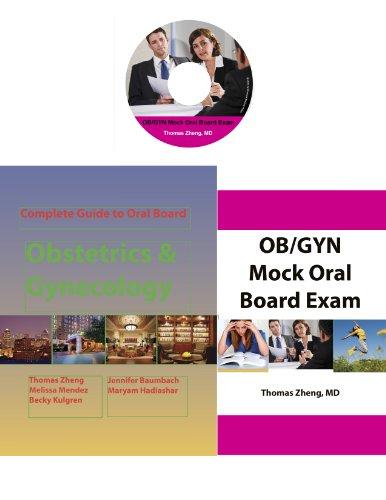 OB/GYN Oral Board Exam 3 in 1 Set