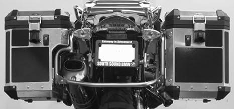 Amazon com: Moto Equip Black Reflective Sticker Kit made