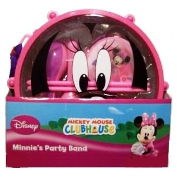 Amazon com: Disney Mickey Mouse Clubhouse Minnie's Party