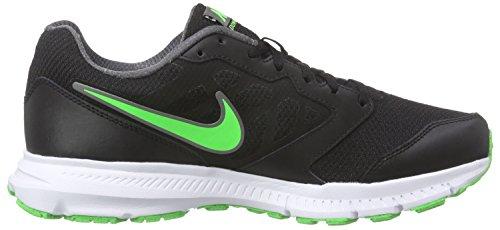 mtlc 6 Downshifter Strike Dark Grey mtlc white Uomo da Grey Scarpe Nike Green Dark Ginnastica Black 5Oqx45w