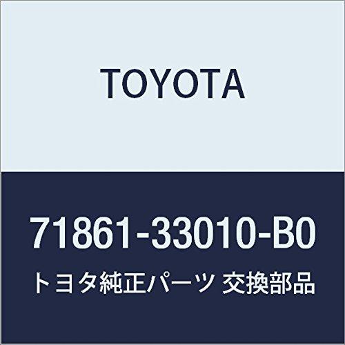 TOYOTA Genuine 71861-33010-B0 Seat Cushion Shield