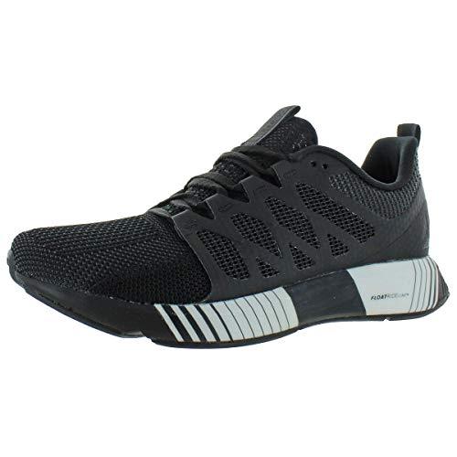 Reebok Womens Fusion Flexweave Cage Running Trainer Sneaker Shoe Black Size 9