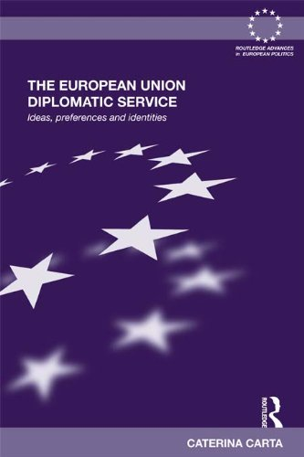 Download The European Union Diplomatic Service: Ideas, Preferences and Identities (Routledge Advances in European Politics) Pdf
