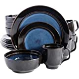 Cheap Bella Galleria Dinnerware Blue 16pc