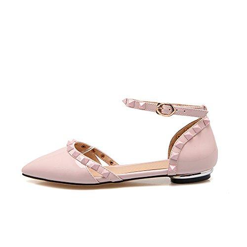 Guoar - Tira de tobillo Mujer Rosa