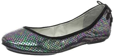 Maria Sharapova Collection by Cole Haan Women's Air Bacara Ballet Flat,Black,5 B US